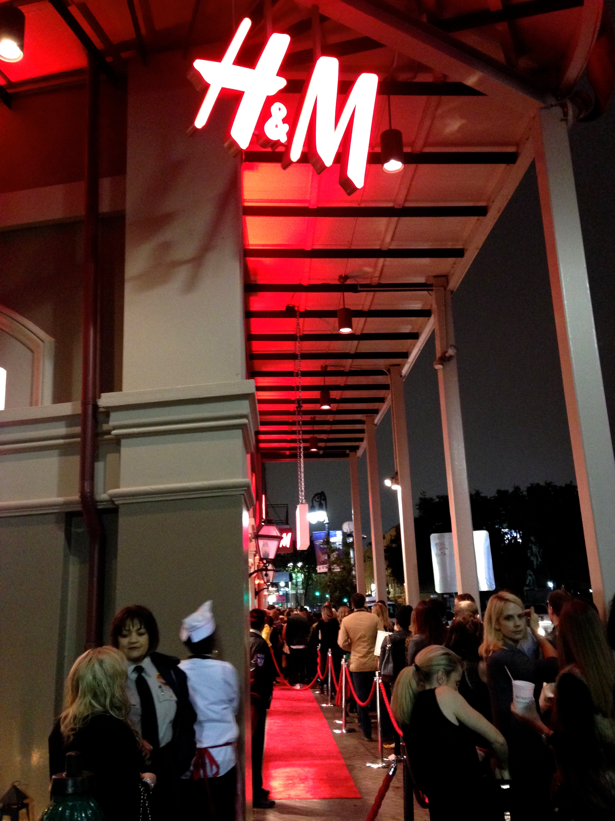 H&M VIP Party | Lala Land